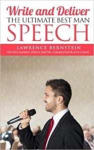 Write and deliver ultimate best man speech - a speech writing guide