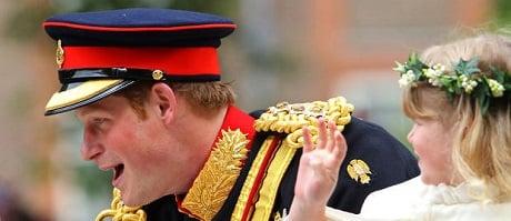 Prince Harry speech