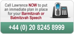 barmitzvah and batmitzvah speech writer