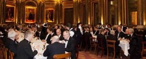 A speech at a City Livery Company conference