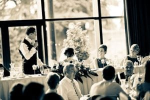 speaking at a wedding- tips