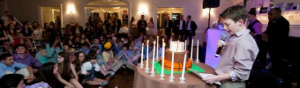 Bar/Bat Mitzvah Speeches